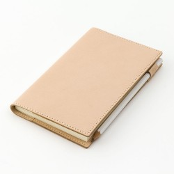 Cubierta de Piel Legitima para Cuaderno MD Leather Cover Notebook B6 Slim - 49844